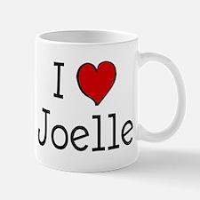 I love Joelle Mug