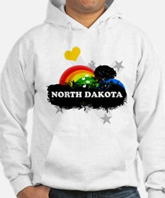 Sweet Fruity North Dakota Hoodie