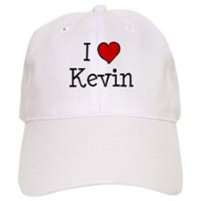 I love Kevin Baseball Cap