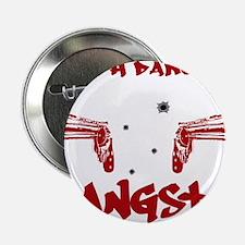 """North Dakotan Gangsta 2.25"""" Button"""