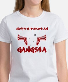 North Dakotan Gangsta Tee