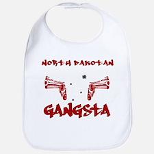 North Dakotan Gangsta Bib