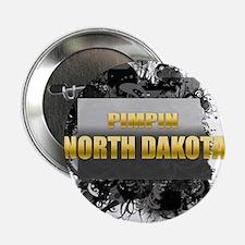 "Pimpin' North Dakota 2.25"" Button"