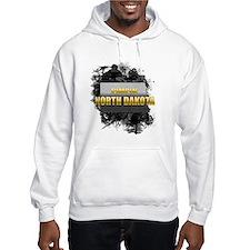 Pimpin' North Dakota Hoodie