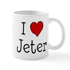 I love Jeter Mug