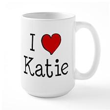 I love Katie Mug