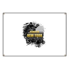 Pimpin' New York Banner
