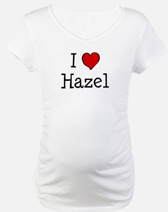 I love Hazel Shirt