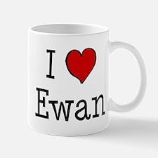 I love Ewan Mug