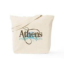 Cool Athens Tote Bag