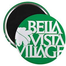 """Bella Vista 2.25"""" Magnet (10 pack)"""