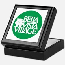 Bella Vista Keepsake Box