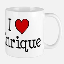 I love Enrique Mug