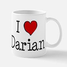 I love Darian Mug