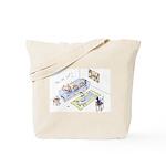 Yes We Cat! Tote Bag