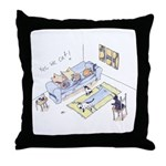 Yes We Cat! Throw Pillow