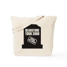 Headstone Tour Tote Bag