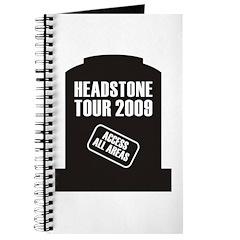 Headstone Tour Journal