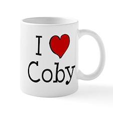 I love Coby Mug