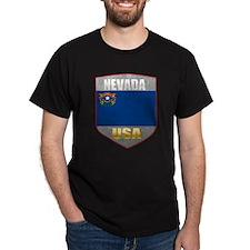 Nevada USA Crest T-Shirt