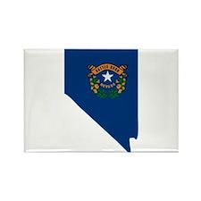 Nevada Stripe Custom Design Rectangle Magnet