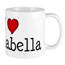 I love Annabella Mug