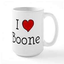 I love Boone Mug
