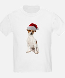 Jack Russell Terrier Xmas T-Shirt