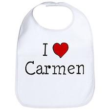 I love Carmen Bib