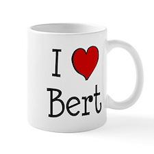 I love Bert Mug