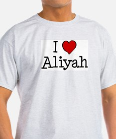 I love Aliyah T-Shirt
