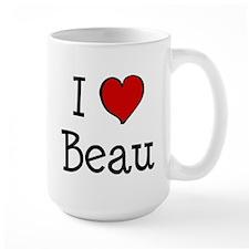 I love Beau Mug