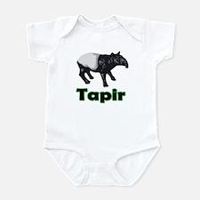 Tapir! Infant Bodysuit