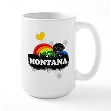 Sweet Fruity Montana Mug