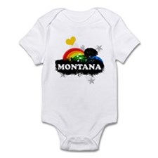 Sweet Fruity Montana Infant Bodysuit