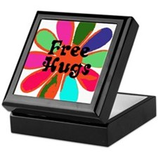 Free HUGS! Keepsake Box