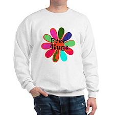 Free HUGS! Sweatshirt