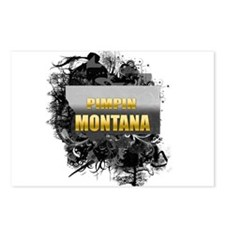 Pimpin' Montana Postcards (Package of 8)