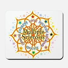 Multiple Sclerosis Lotus Mousepad