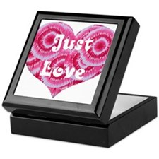 Just Love Keepsake Box