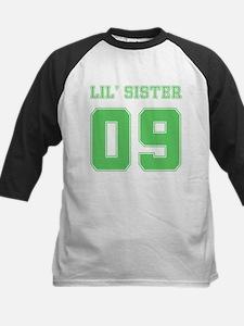Green Lil Sister 09 Tee