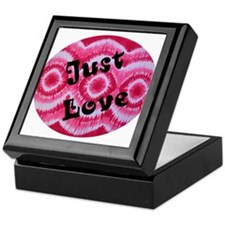 Just Love 2 Keepsake Box