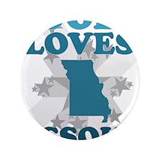 "God Loves Missouri 3.5"" Button"