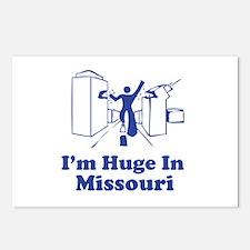 I'm Huge in Missouri Postcards (Package of 8)