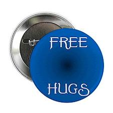"Free Hugs 2 2.25"" Button"