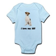 Jack Russell Terrier Lover Infant Bodysuit