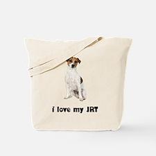 Jack Russell Terrier Lover Tote Bag