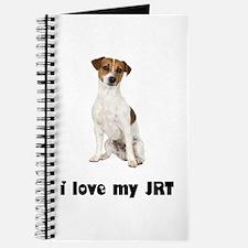 Jack Russell Terrier Lover Journal