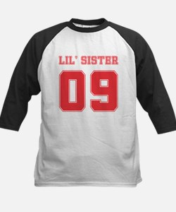 Red Lil Sister 09 Tee