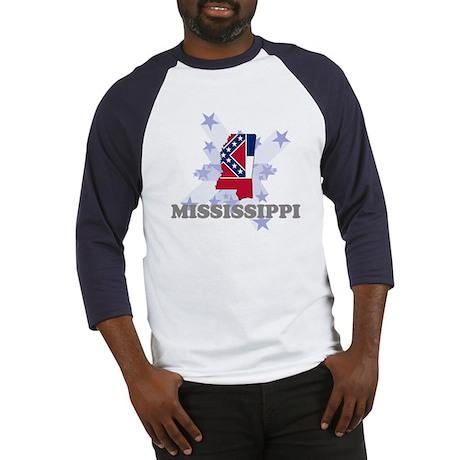 All Star Mississippi Baseball Jersey